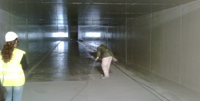 tunnel waterproofing